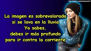 Krystal Meyers - Pop Punk Juvenil Femenino en Inglés Traducido al Español (Música Cristiana)