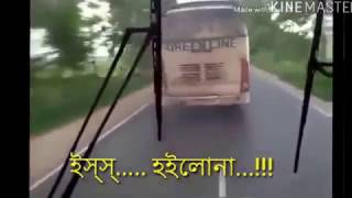 BD bus racing//Sakurra vs GreenLine//কার সাথে কে   !!