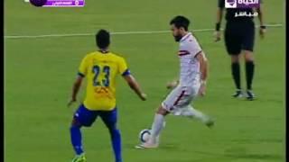 """اهداف مباراة  """" الزمالك vs  الإسماعيلي """" 4 / 0  ...... كأس مصر (عبور لاند ) 2016 / 2015"""