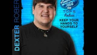 Dexter Roberts - Keep Your Hands to Yourself - Studio Version - American Idol 2014 - Top 8 Redux