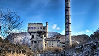12 GIANT Abandoned Structures And Places