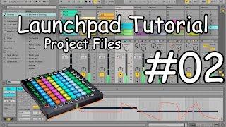 Launchpad für Anfänger #02 | CouchpotatoHD | Project files |
