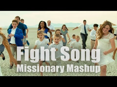 Fight Song Missionary Mashup Micah Harmon of One Voice Children s Choir