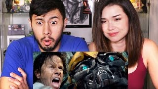 TRANSFORMERS THE LAST KNIGHT Trailer Reaction