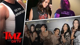 Kendall Jenner Meets Buff Hottie Who Wants to Kill Her Family | TMZ TV