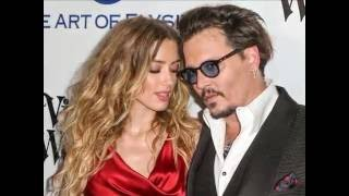 Johnny Depp and Amber Heard - A love to remember!