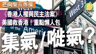20191014 美國勇救香港!《香港人權與民主法案》集氣定嘥氣?重點懶人包|芒向3號機 - 許留山