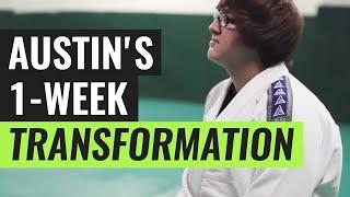 Gracie Bullyproof: Austin's 1-Week Transformation