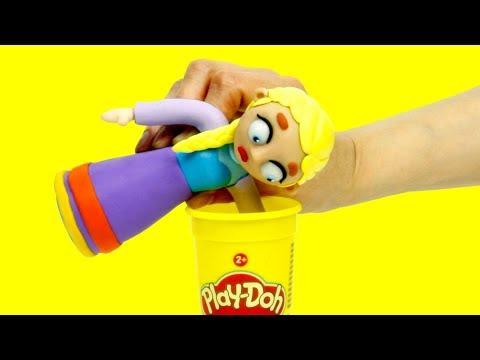 Xxx Mp4 Frozen Elsa Dress Up Stop Motion Play Doh Superhero Funny Video For Kids 3gp Sex