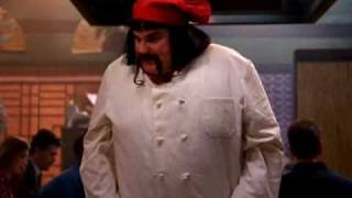 Chris Farley as Hibachi Chef in Beverly Hills Ninja