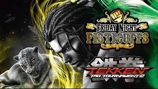 Friday Night Fisticuffs - Tekken Tag Tournament 2