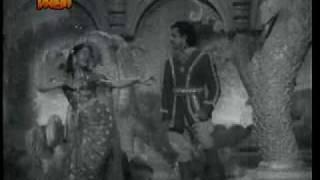 Asha Phoolon ke mele hum hai akele   Devta 1956   C Ramchandra