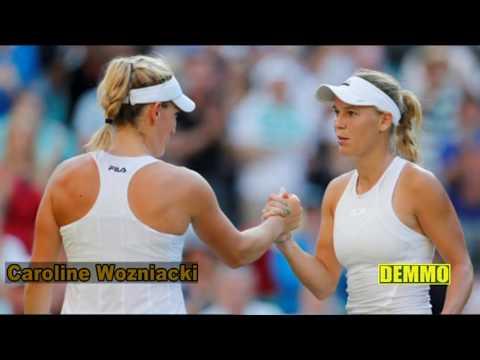 Xxx Mp4 Wimbledon 2017 Top 10 Prettiest Tennis Player 3gp Sex