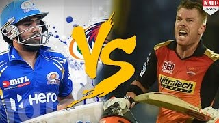 IPL 2017: Live Analysis Of MI vs SRH Match
