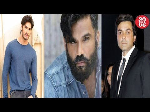 Sunil Shetty On His Son Ahan's Bollywood Debut | Bobby Deol To Make A Comeback