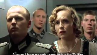 Hitler rants about Sarah Geronimo and ABS-CBN TV Plus