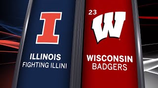 Illinois at Wisconsin: Week 8 Preview | Big Ten Football