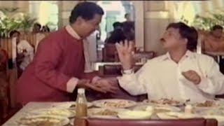 Dr.Vishnuvardhan Double Role Comedy   Kannada Scenes   Mojugara Sogasugara Kannada Movie