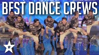 Most Amazing Dance Group Auditions On Got Talent
