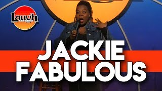 Jackie Fabulous | Exercise | Stand Up Comedy