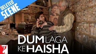 Deleted Scene:7 | Dum Laga Ke Haisha | Tape Recording Business Is Dwindling | Ayushmann Khurrana