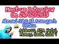 Download Video Download Meet-up Interview On 24/2/2019 On Abroad jobs At Azamgarh, Tips In Hindi 3GP MP4 FLV