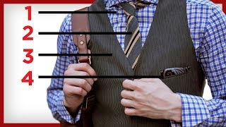 Pattern Matching Made EASY! 5 SECRETS To Mixing Multiple Patterns For Men