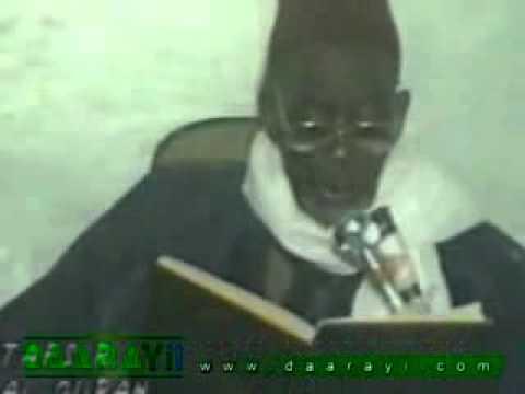 VIDEO ELH IBOU SAAXO TAFSIIR