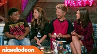 Game Shakers: The After Party | Babe's Bench | Nick