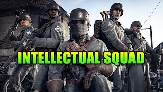 Intellectual Squad Up | Battlefield 1 Gameplay