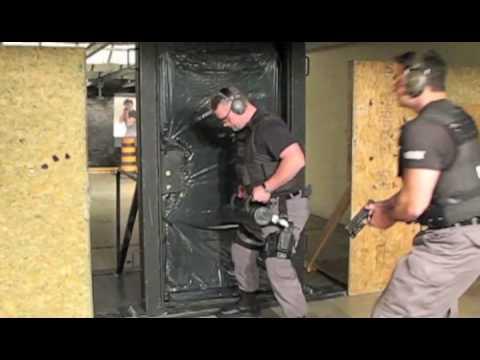Juggernaut Tactical Training Breaching Door
