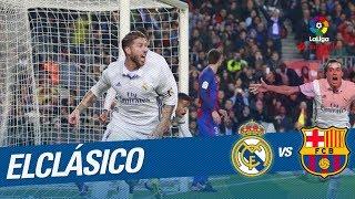 ElClasico - TOP Header Goals 2006 - 2017