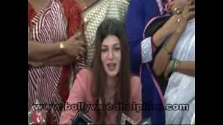 Divya Bharti Is My Inspiration-'Kainaat Arora'