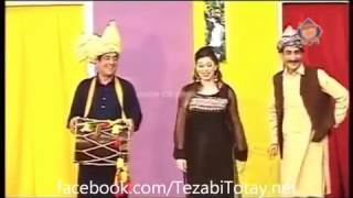 Very Funny Clips Mastani Pakistani Stage Drama 10-10-2015