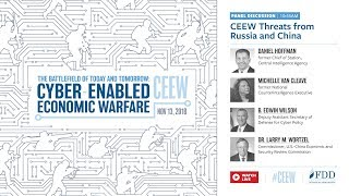 #CEEW: Threats from Russia and China