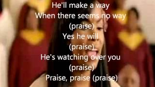 Letoya Luckett - Praise Lyrics
