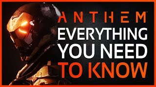 ANTHEM: TOP 10 Features & Everything You Need To Know Before Playing!