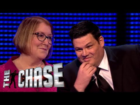 The Chase | Karen's AMAZING Solo 20 Step Final Chase!