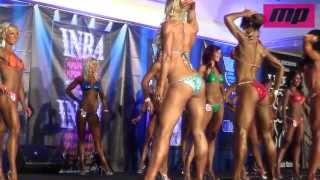 2013 INBA All Female Classic Highlights - MuscleProject.com