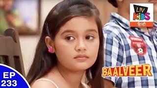Baal Veer - बालवीर - Episode 233 - Bhayankar Pari Disguises As A Kid