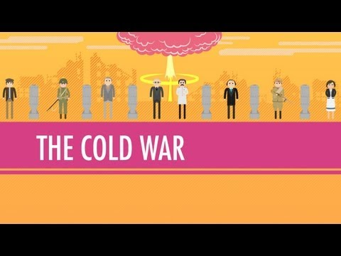 watch USA vs USSR Fight! The Cold War: Crash Course World History #39