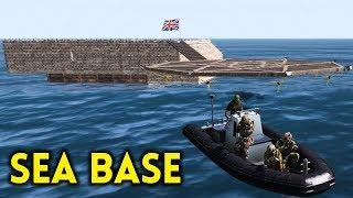 SEA BASE - ARMA 3 Exile Part 83