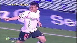 David Silva Vs Atletico Madrid (H) 08-09 By Daniel