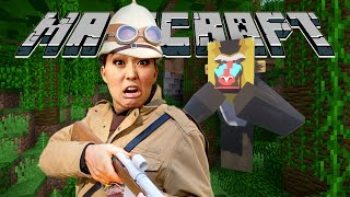 HUNTING THE F*CKING MONKING! (Maricraft)