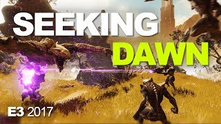 E3 2017: Seeking Dawn aims to be one of the largest VR games yet