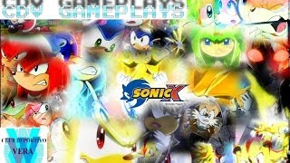 Sonic X la película