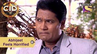 Your Favorite Character   Abhijeet Feels Horrified   CID