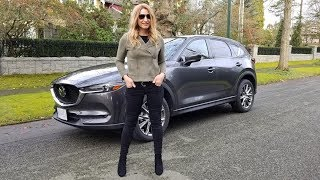 New Mazda CX 5 Turbo Review // The Best In Class!