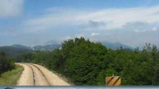 Mountains to the Adriatic 09 - Part 6: Lika Line ICN Cabride
