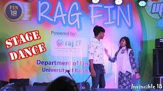 #03 Rajshahi University Duet Dance | Rag Finance 18 | Invincible 18